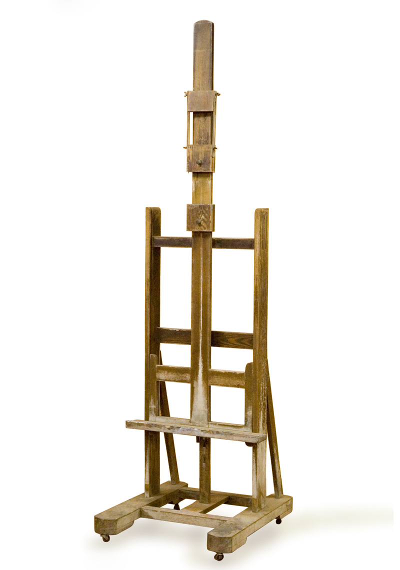 Large-scale easel