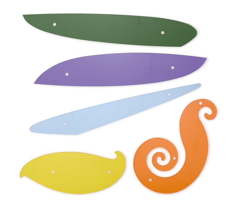 Uni-curve rulers