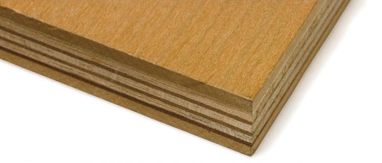 Mountain cherry (plywood)