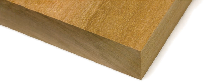 Mountain cherry (natural wood)