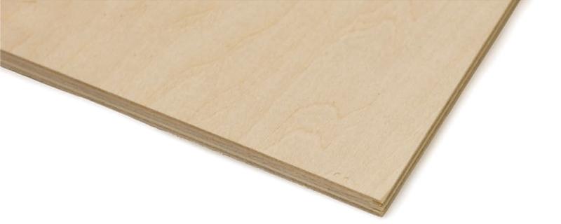Shina plywood (6 mm thick)