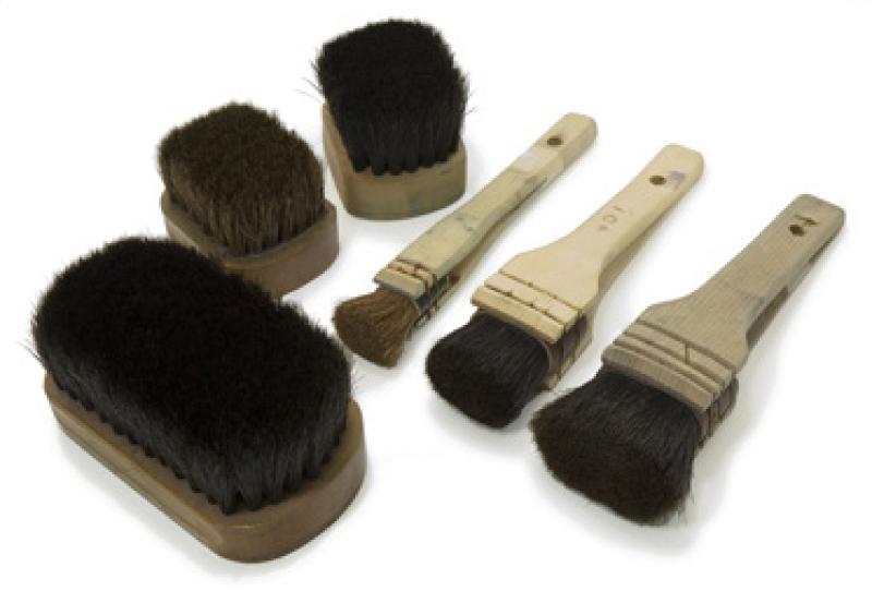 Woodblock brushes (Suribake)