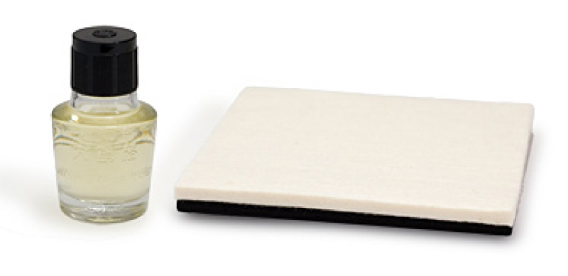 Camellia oil, baren pad