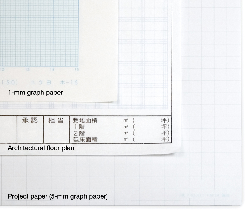 graph paper mau art design glossary musashino art university