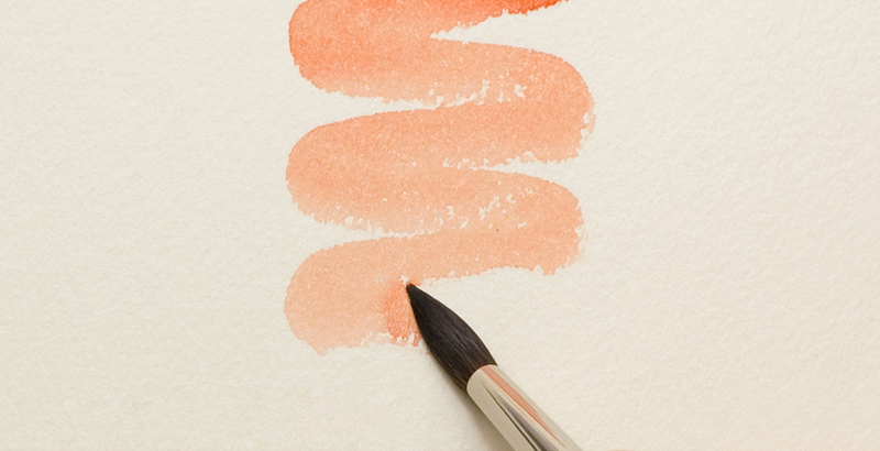 Making lines (round brush/large)