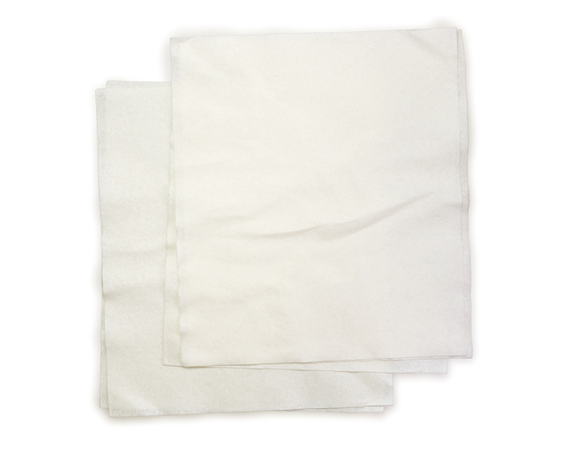 Paper wipes (Litho wipes)