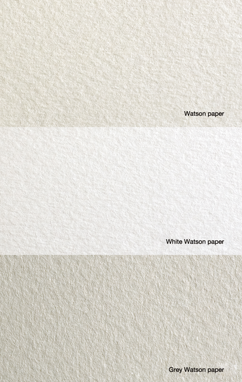 Watson paper (close-up)