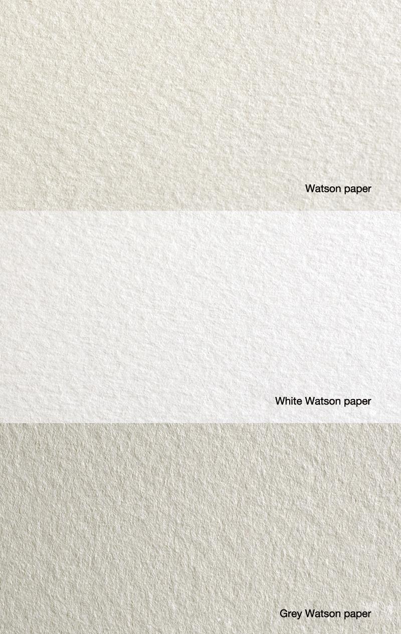 Watson paper (close-up)