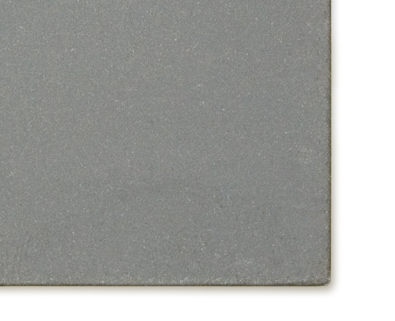 Close-up photo of zinc plate used in lithography