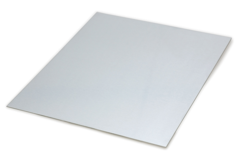Zinc plate used in intaglio printing
