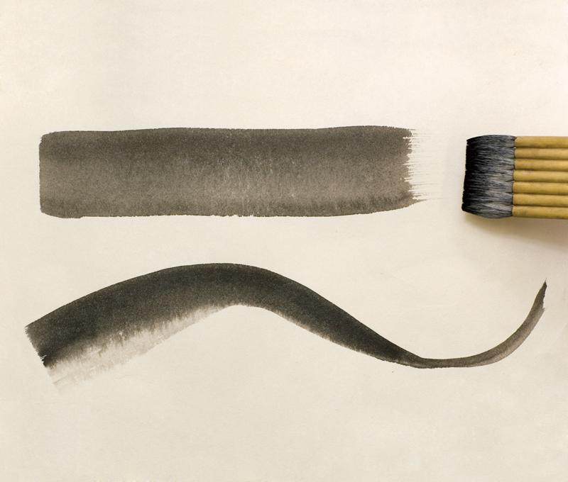 Drawing with a renpitsu