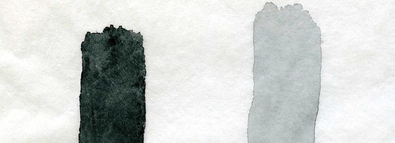 Washi paper with Dosabiki (Sizing)