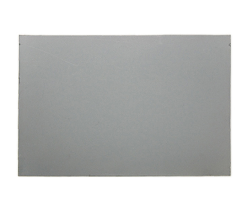 Zinc lithographic plate