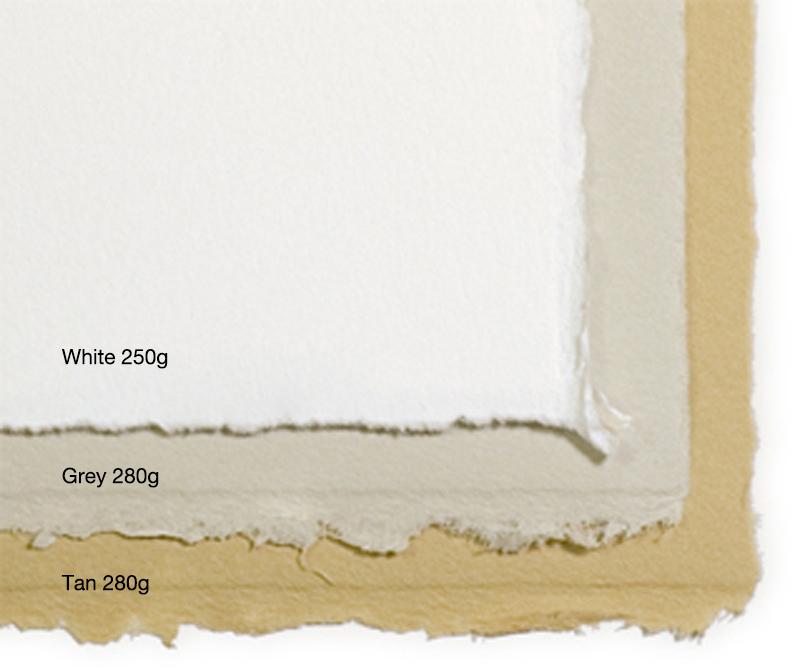 Printmaking paper (BFK Rives)