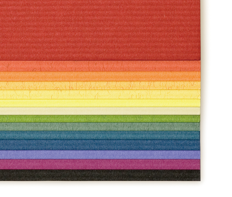 Color variation: 131 (Image of 14-color Rainbow Set)