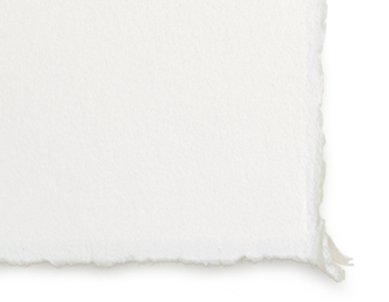 Backing paper (printmaking paper such as BFK Rives)