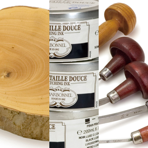 Wood Engraving Implements