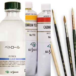 Oil Painting Implements